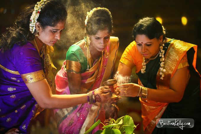 Indian Wedding by BestianKelly Photography - 012
