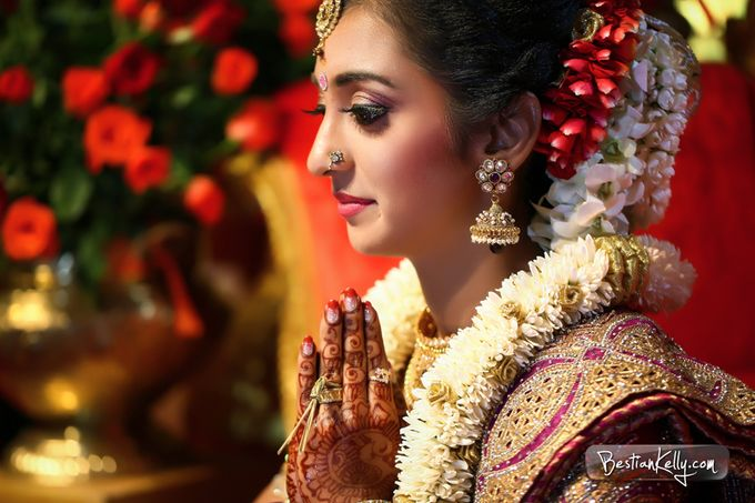 Indian Wedding by BestianKelly Photography - 011