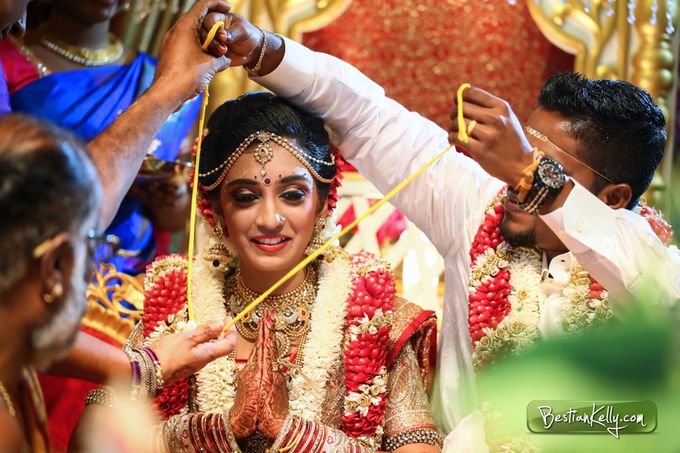 Indian Wedding by BestianKelly Photography - 009