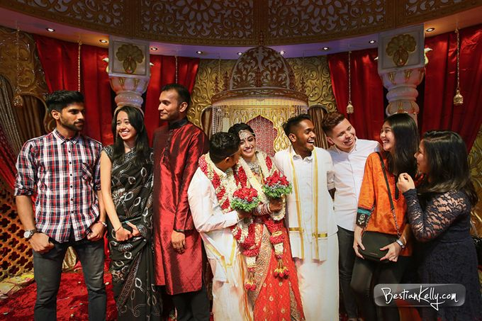 Indian Wedding by BestianKelly Photography - 002