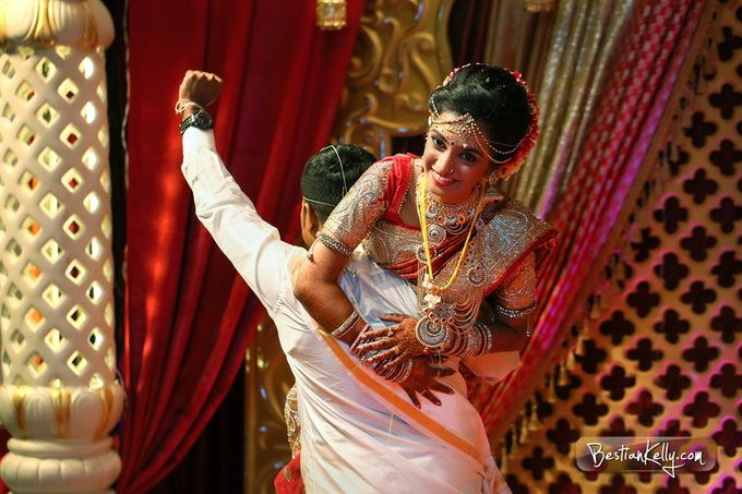 Indian Wedding by BestianKelly Photography - 001