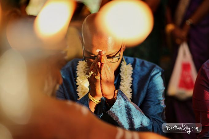 Indian Wedding by BestianKelly Photography - 003