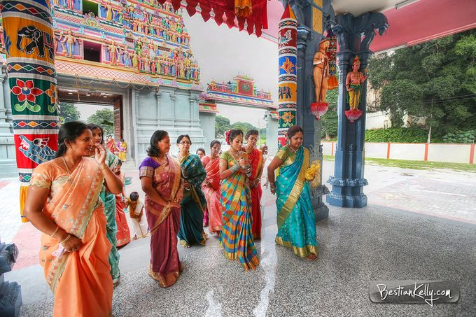 Indian Wedding by BestianKelly Photography - 005