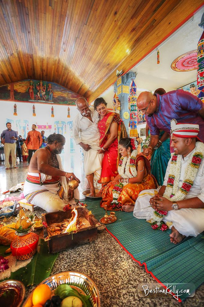 Indian Wedding by BestianKelly Photography - 006