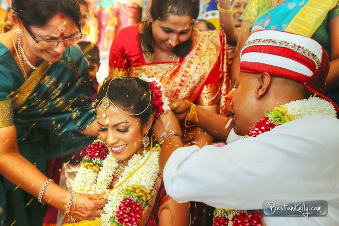 Indian Wedding by BestianKelly Photography - 007