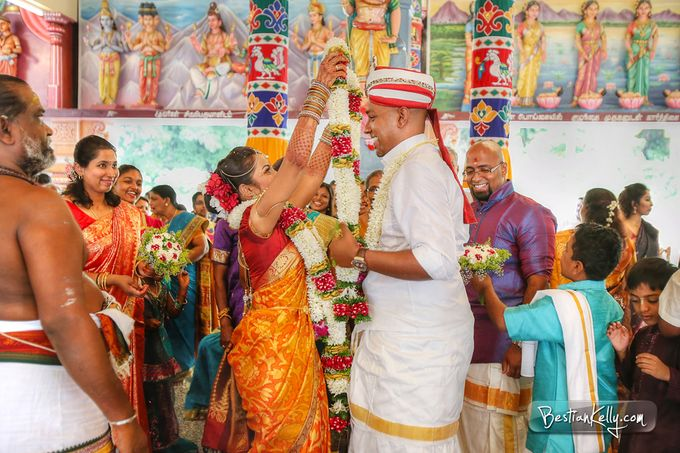 Indian Wedding by BestianKelly Photography - 004