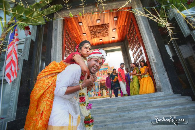 Indian Wedding by BestianKelly Photography - 008