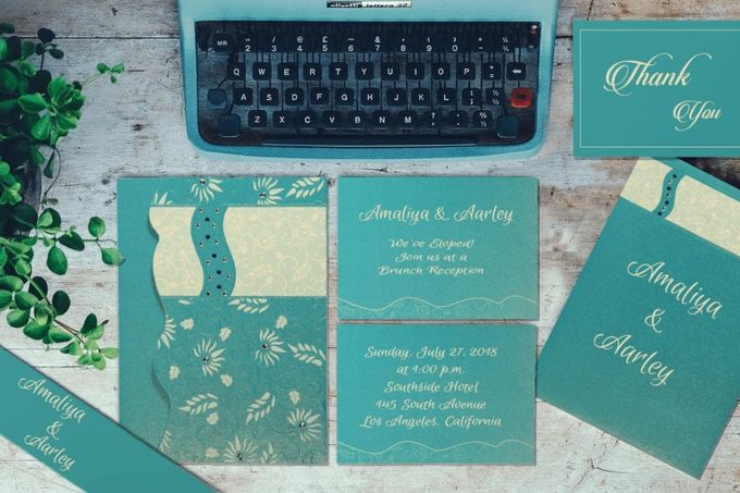 UPTO 25 percent Off on Online Wedding Invitations by IndianWeddingCards - 002