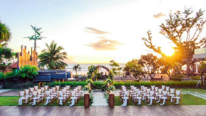 Wedding Setup by Hotel Indigo Bali Seminyak Beach - 005