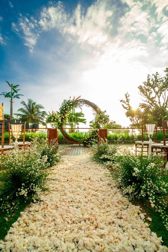 Wedding Setup by Hotel Indigo Bali Seminyak Beach - 007