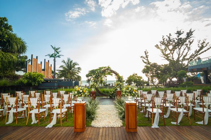 Wedding Setup by Hotel Indigo Bali Seminyak Beach - 008