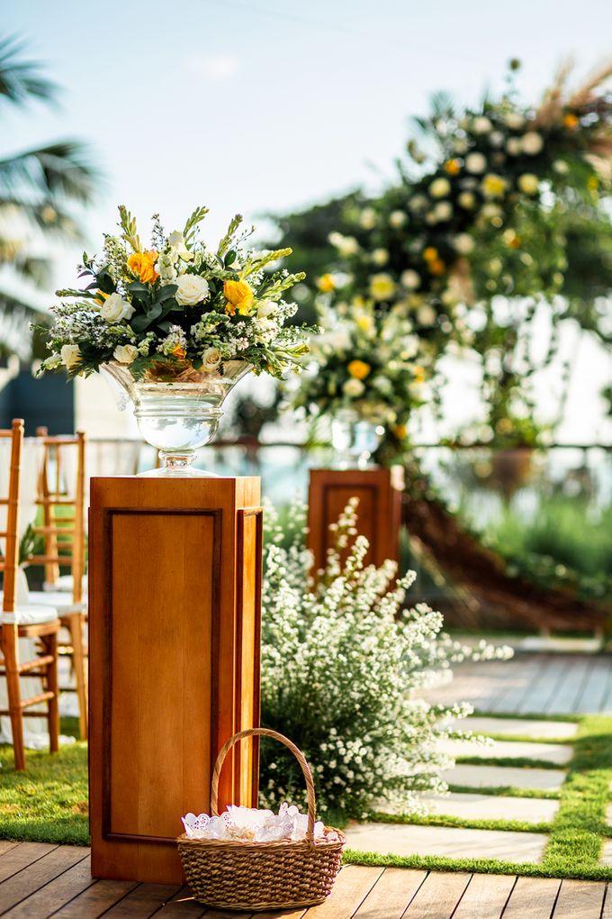 Wedding Setup by Hotel Indigo Bali Seminyak Beach - 010