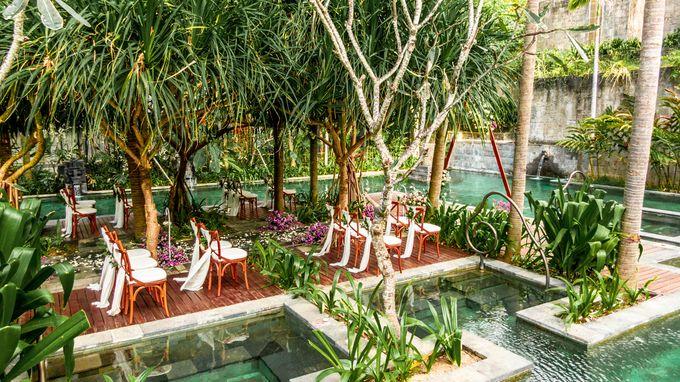 Wedding Setup by Hotel Indigo Bali Seminyak Beach - 014
