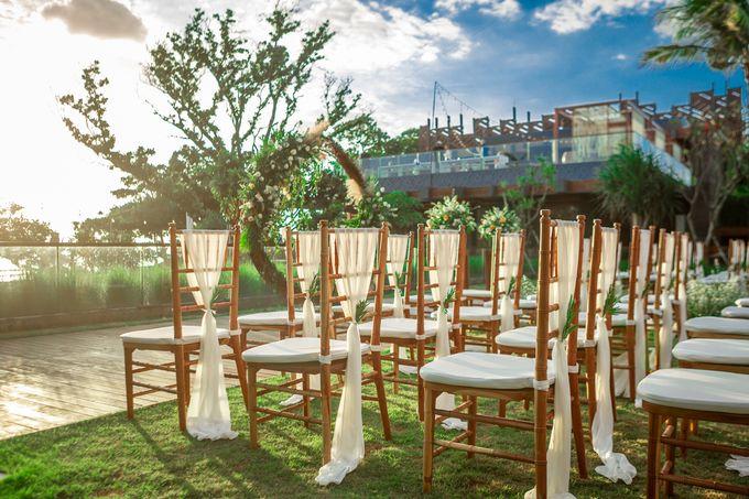 Wedding Setup by Hotel Indigo Bali Seminyak Beach - 003