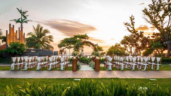 Wedding Setup by Hotel Indigo Bali Seminyak Beach - 004