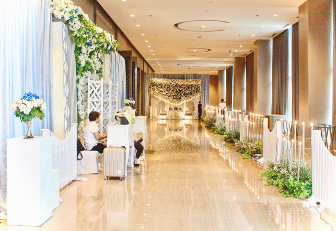 Decky & Christine At Novotel Hotel Tangerang by indodecor - 001