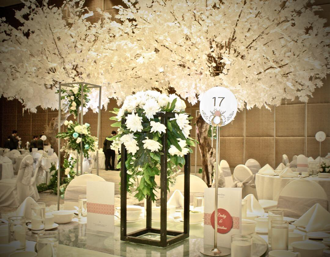 Decky & Christine At Novotel Hotel Tangerang by indodecor - 005