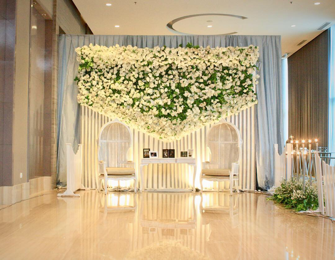Decky & Christine At Novotel Hotel Tangerang by indodecor - 004
