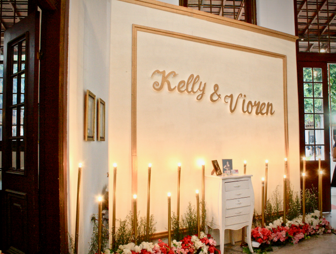 Kelly & Vioren At Gedung Arsip by indodecor - 005
