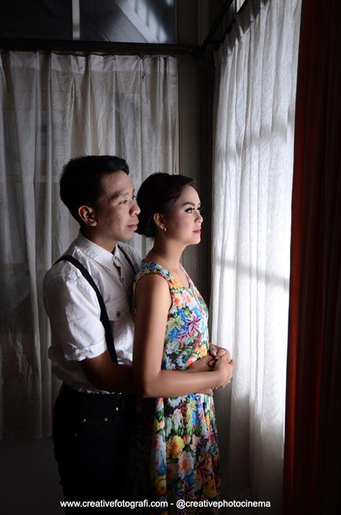 Vintage Prewedding by Creative Fotografi - 006