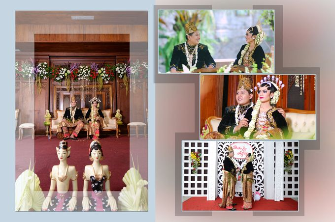 Pernikahan Adat Jawa Tengah by Creative Fotografi - 021