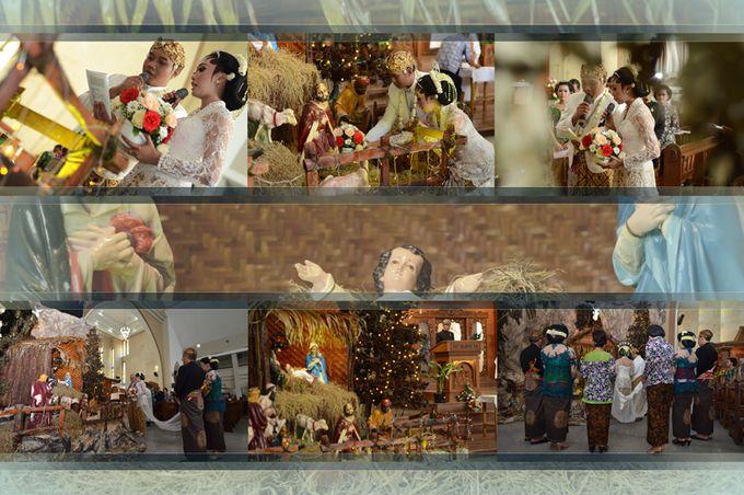 Pemberkatan Pernikahan Diza & Dani by Creative Fotografi - 017