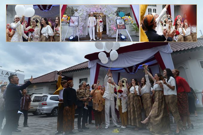 Foto Pernikahan Adat Jawa Modern Galih & Dian by Creative Fotografi - 013