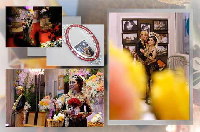 Foto Pernikahan Adat Jawa Modern Galih & Dian by Creative Fotografi - 030