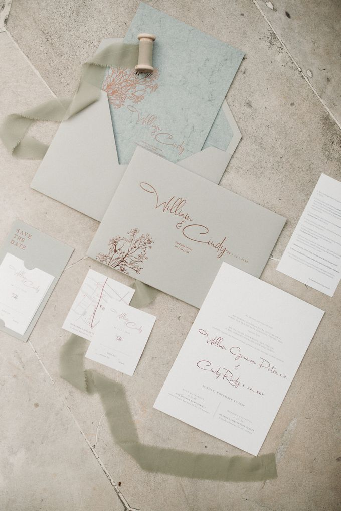 William + Cindy by All Occasions Wedding Planner - 025