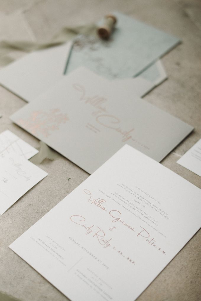 William + Cindy by All Occasions Wedding Planner - 011