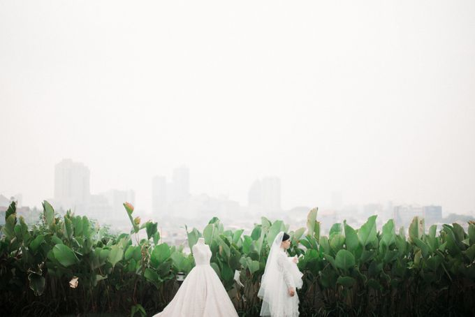 William + Cindy by All Occasions Wedding Planner - 009