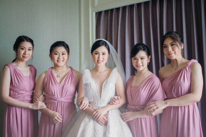 William + Cindy by All Occasions Wedding Planner - 012