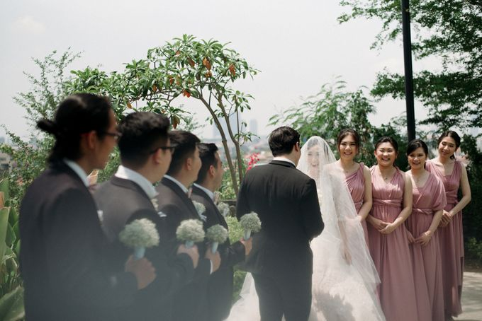 William + Cindy by All Occasions Wedding Planner - 014