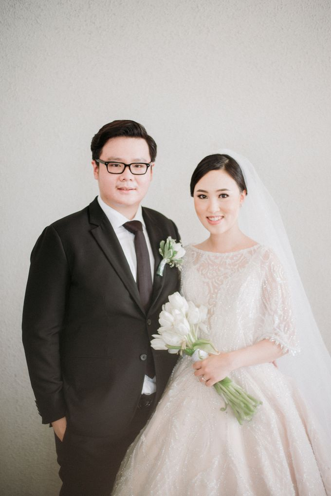 William + Cindy by All Occasions Wedding Planner - 019