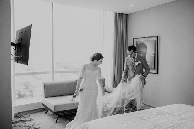 Indra & Yessika Wedding by AKSA Creative - 019