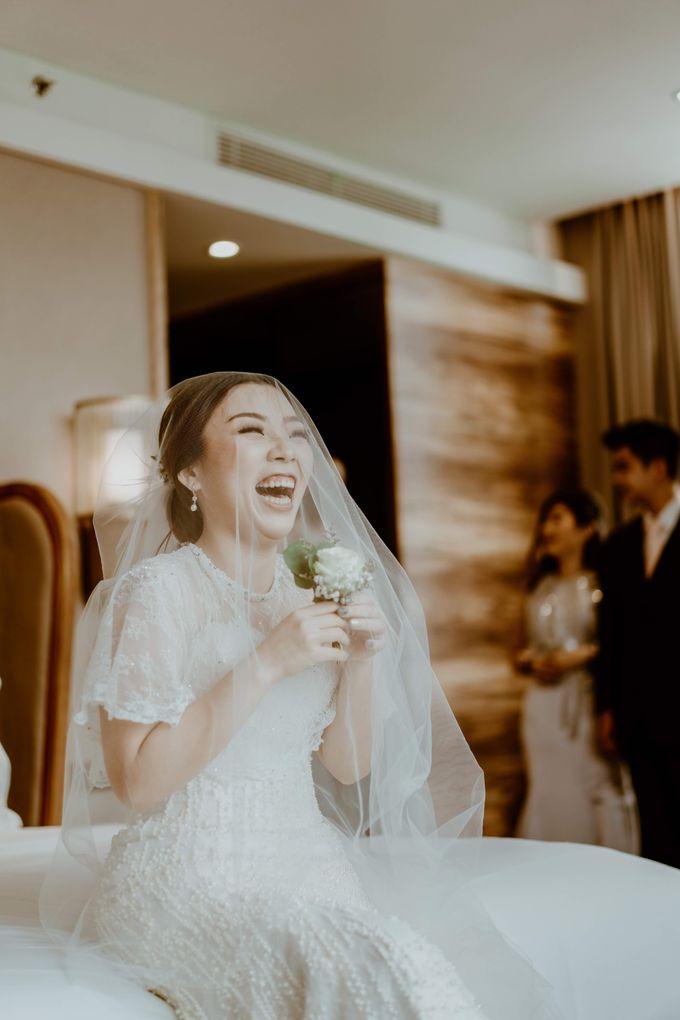 Indra & Yessika Wedding by AKSA Creative - 004