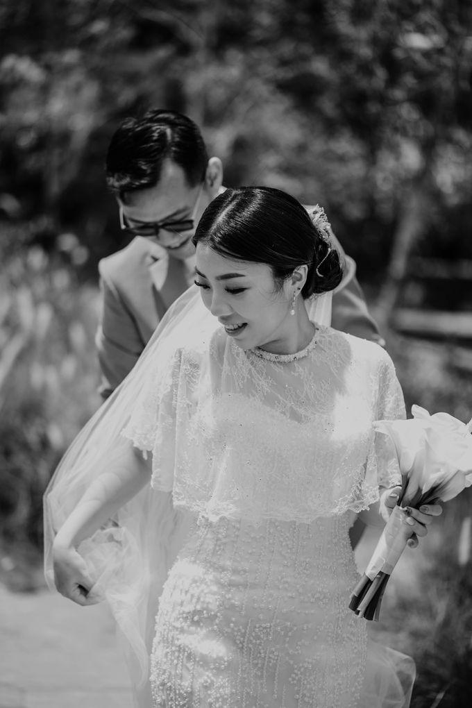 Indra & Yessika Wedding by AKSA Creative - 006