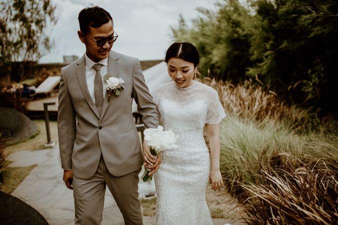 Indra & Yessika Wedding by AKSA Creative - 024
