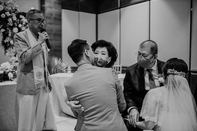 Indra & Yessika Wedding by AKSA Creative - 033