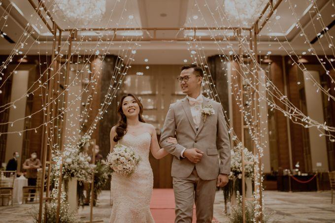 Indra & Yessika Wedding by AKSA Creative - 036