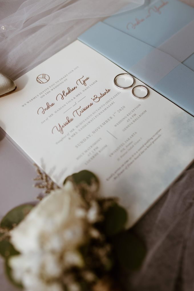 Indra & Yessika Wedding by AKSA Creative - 008