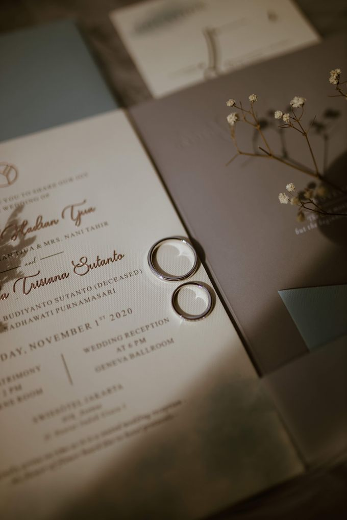 Indra & Yessika Wedding by AKSA Creative - 010