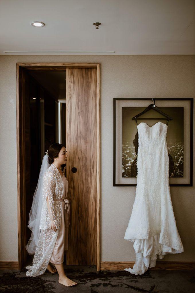 Indra & Yessika Wedding by AKSA Creative - 011