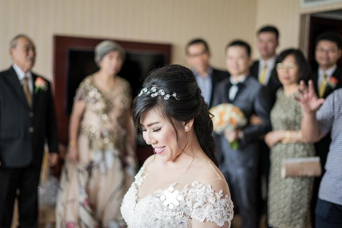 Indra Astrell Wedding | The Morning by Tracy Bridal House - 014