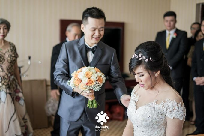 Indra Astrell Wedding | The Morning by Tracy Bridal House - 018