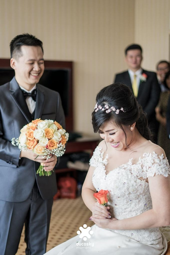 Indra Astrell Wedding | The Morning by Tracy Bridal House - 019