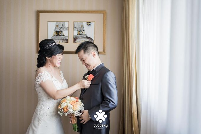 Indra Astrell Wedding | The Morning by Tracy Bridal House - 021