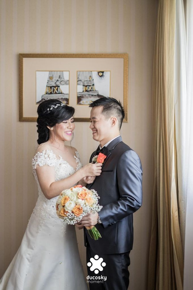 Indra Astrell Wedding | The Morning by Tracy Bridal House - 022
