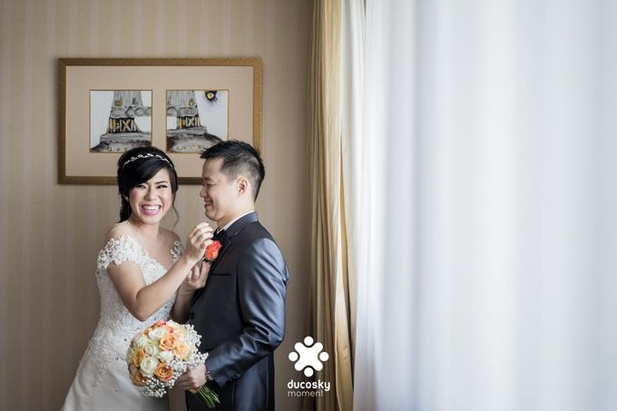 Indra Astrell Wedding | The Morning by Tracy Bridal House - 023
