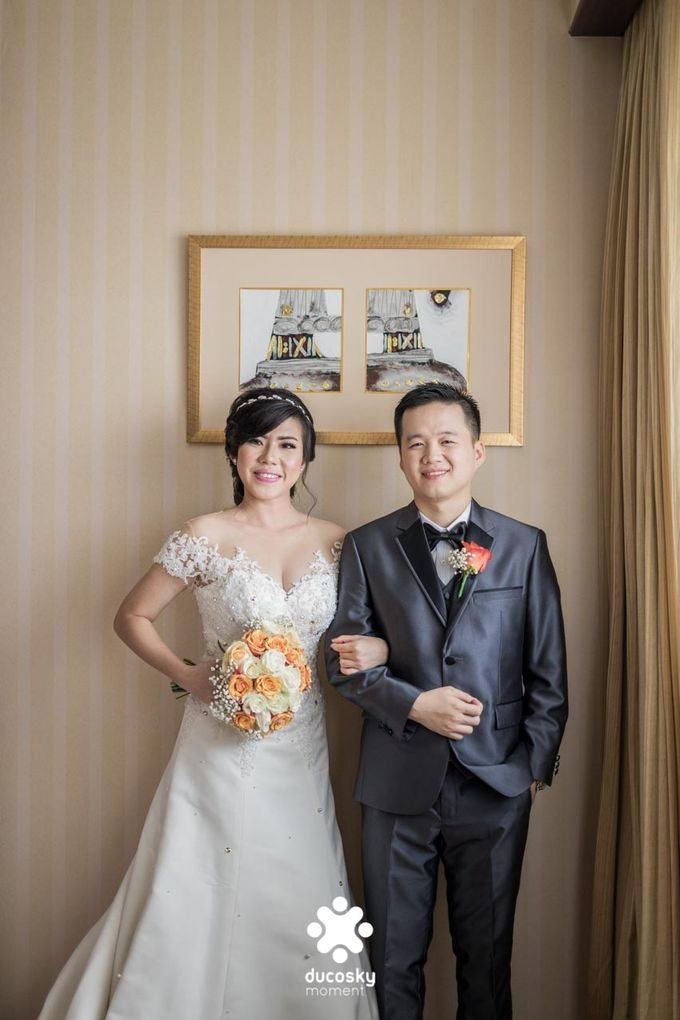 Indra Astrell Wedding | The Morning by Tracy Bridal House - 025